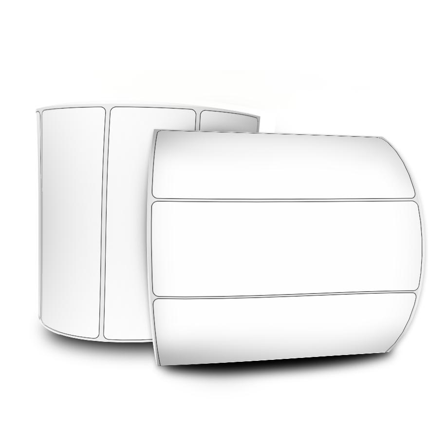 Etiquetas Adesivas 94x30 mm Couchê 32 Metros