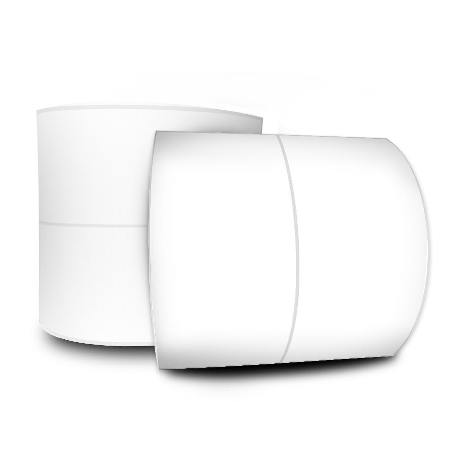 Etiquetas Adesivas para Rastreabilidade  50x120 mm BOPP - 6 Rolos