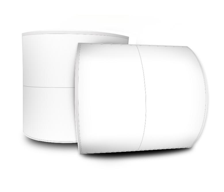 Etiquetas De Rastreabilidade 50x120 2 Colunas Bopp - 1 Rolo