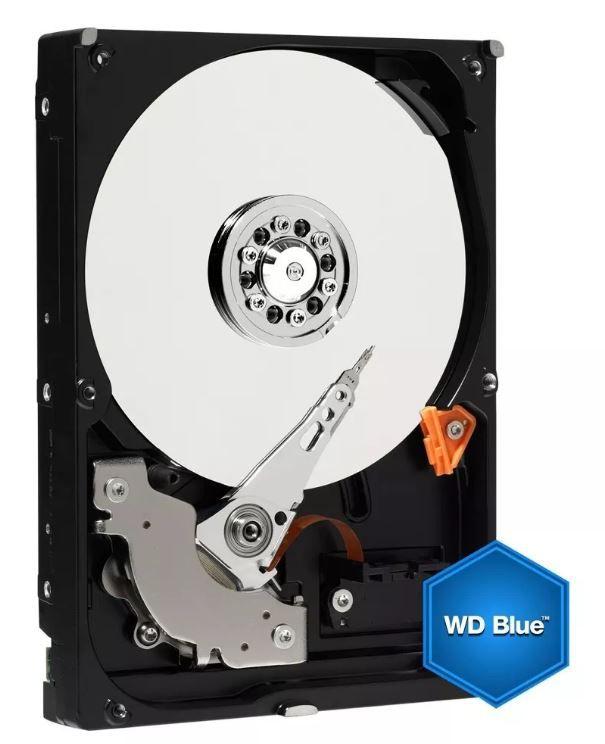 Hd Wd Blue 1tb 7200 Rpm 6gb/s Sata Wd10ezex