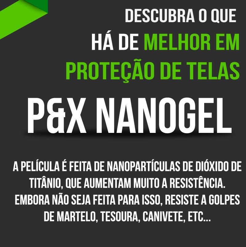 Pelicula Nanogel P&x Para Motorola Moto G4 Plus