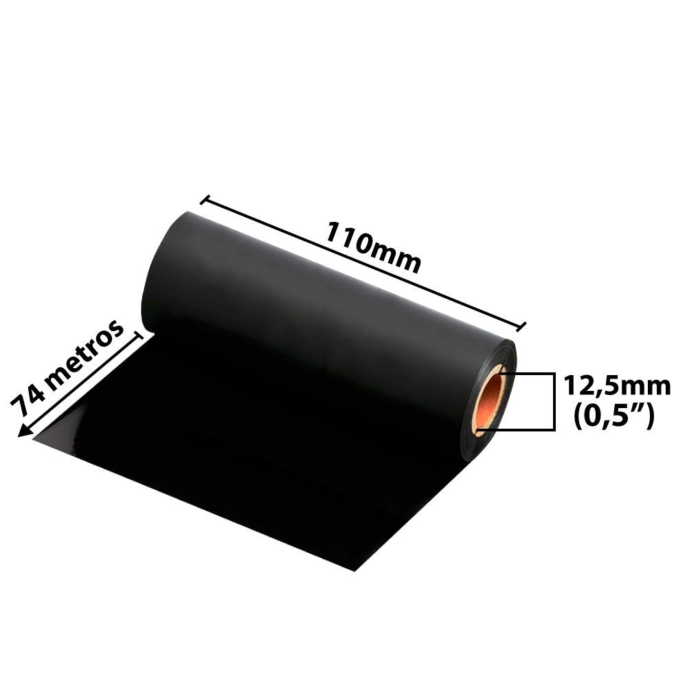 Ribbon Resina 110x74mm SP iimak