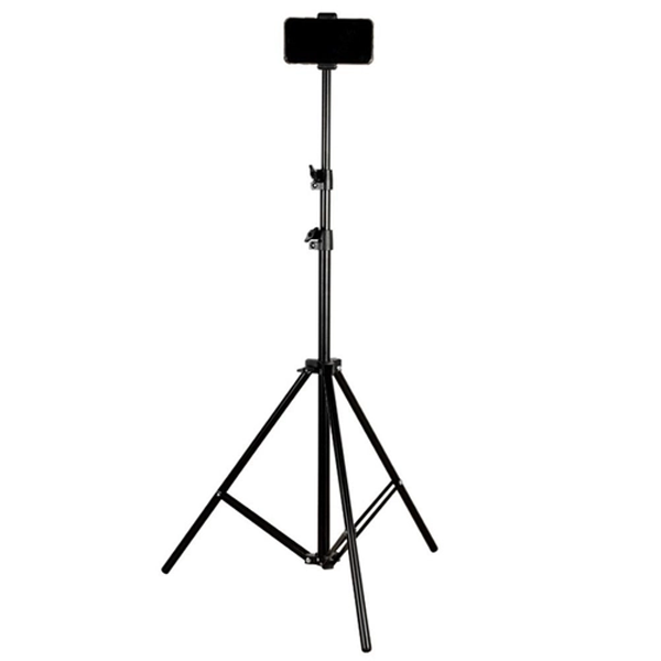 Tripé para Celular - 2,10m Universal Preto - Mymax