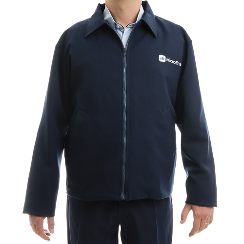 7e653b32e Jaqueta Frio Masculina Forrada em Oxford Azul Marinho