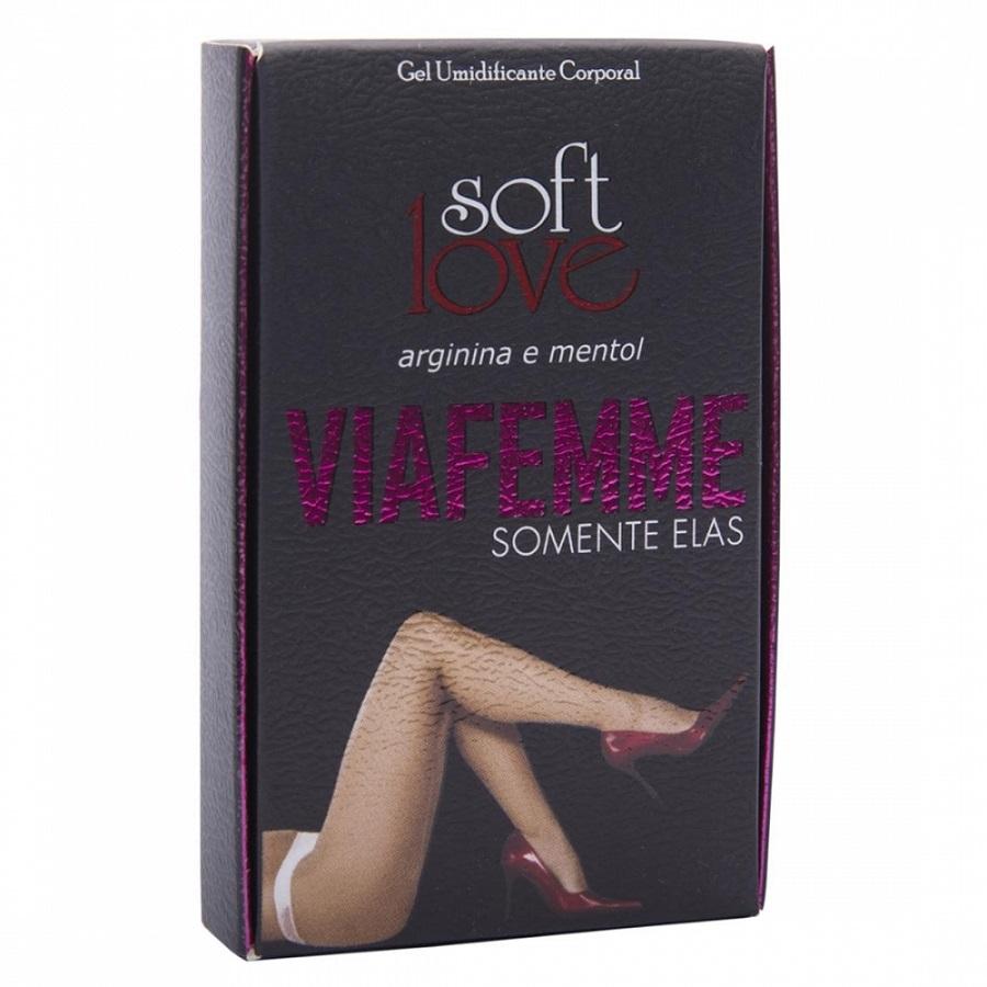 ViaFemme Excitante Feminino - Soft Love