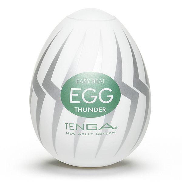Tenga Egg Thunder Masturbador Masculino - Tenga Original