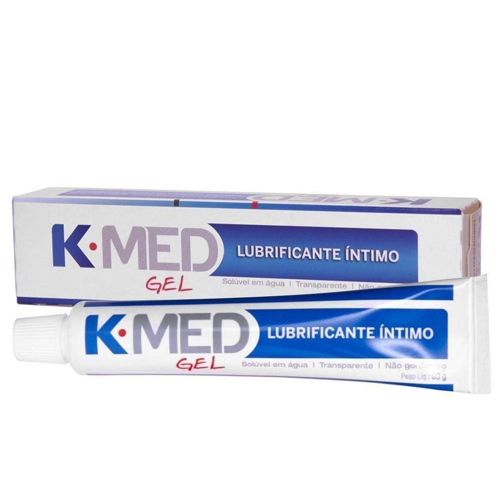 Lubrificante Íntimo k-Med Gel 50g - Cimed