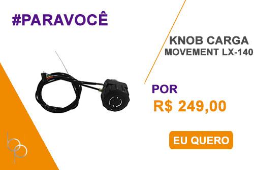 knob para controle de carga movement lx-140