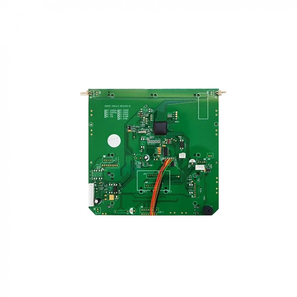 Placa do Painel PCI Esteira Movement Lx 160 G3 i Com Inclinação