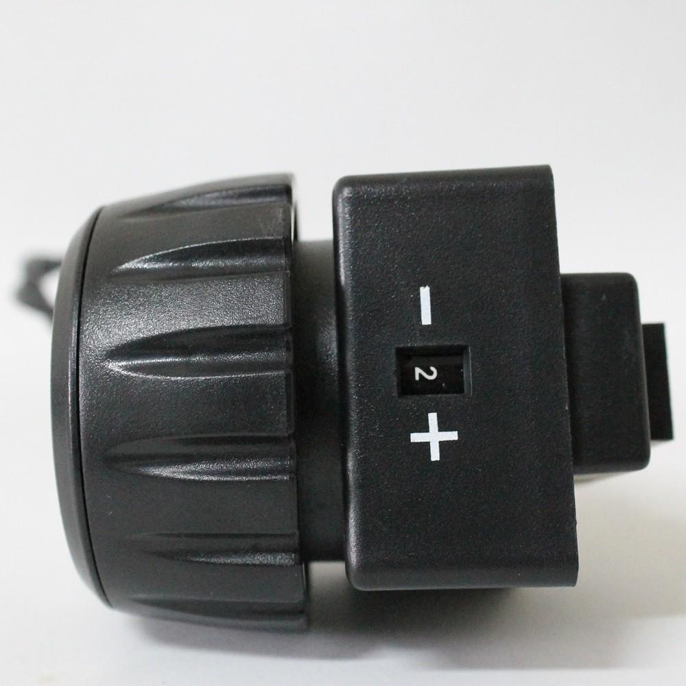 Manipulo Regulador de Esforço Carga Knob Elíptico Embreex 218