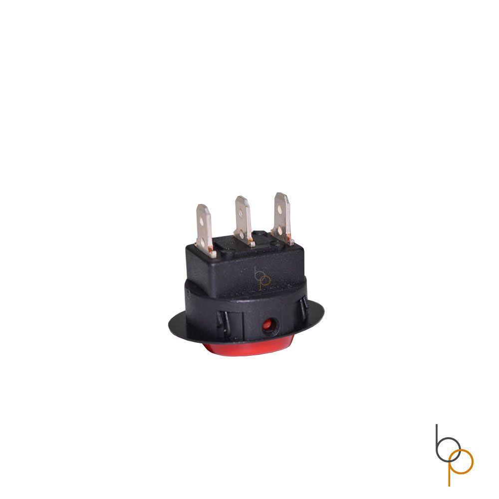 Chave Botão de Velocidade Esteira Polimet EP 1100 e EP 1600