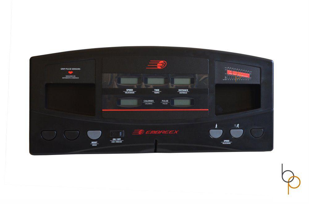 Painel Monitor Esteira Embreex 550-562-563-566-566BX-563 R1