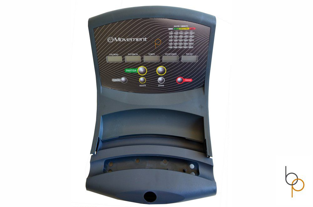 Painel Para Esteira Ergométrica Movement Lx-160 G3 com Inclinação