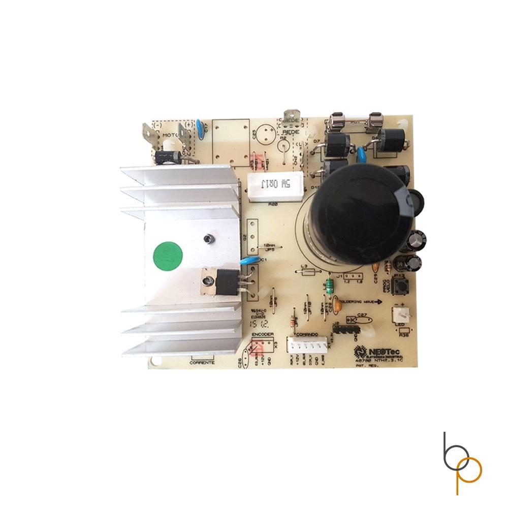 Placa Para Esteira Ergométrica Polimet Ep 1100 Original