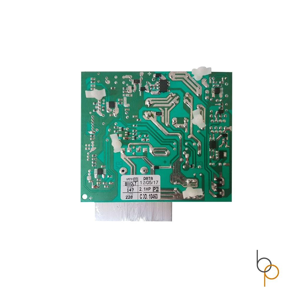 Placa Para Esteira Ergométrica Polimet Ep 3800 Original
