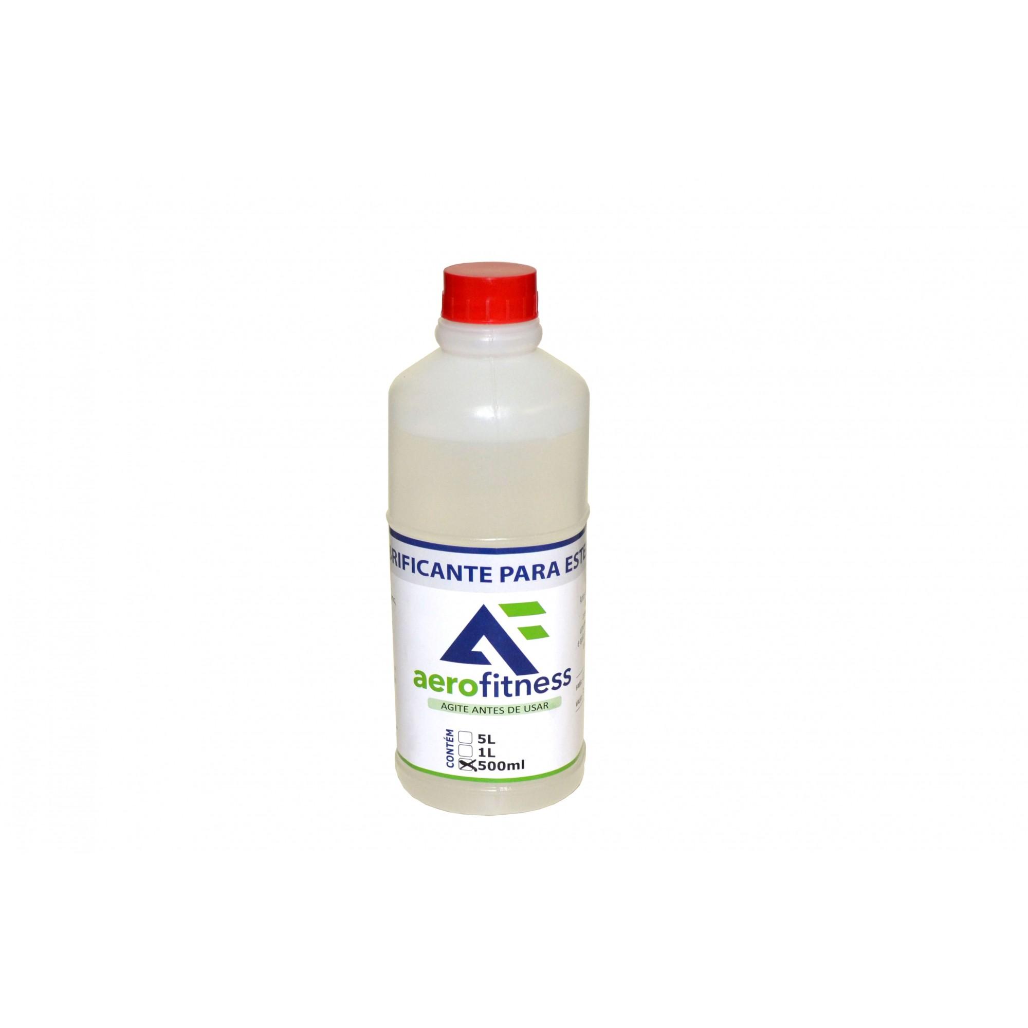 Silicone Líquido Lubrificante Para Esteira 500 ml Aerofitness