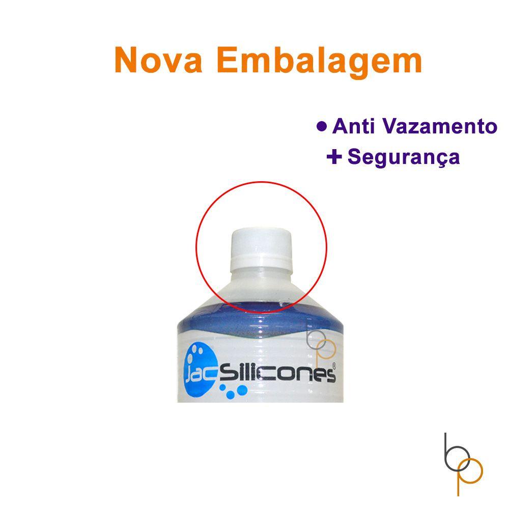 Silicone Líquido Lubrificante Para Esteiras 1 Litro - Jac Silicones