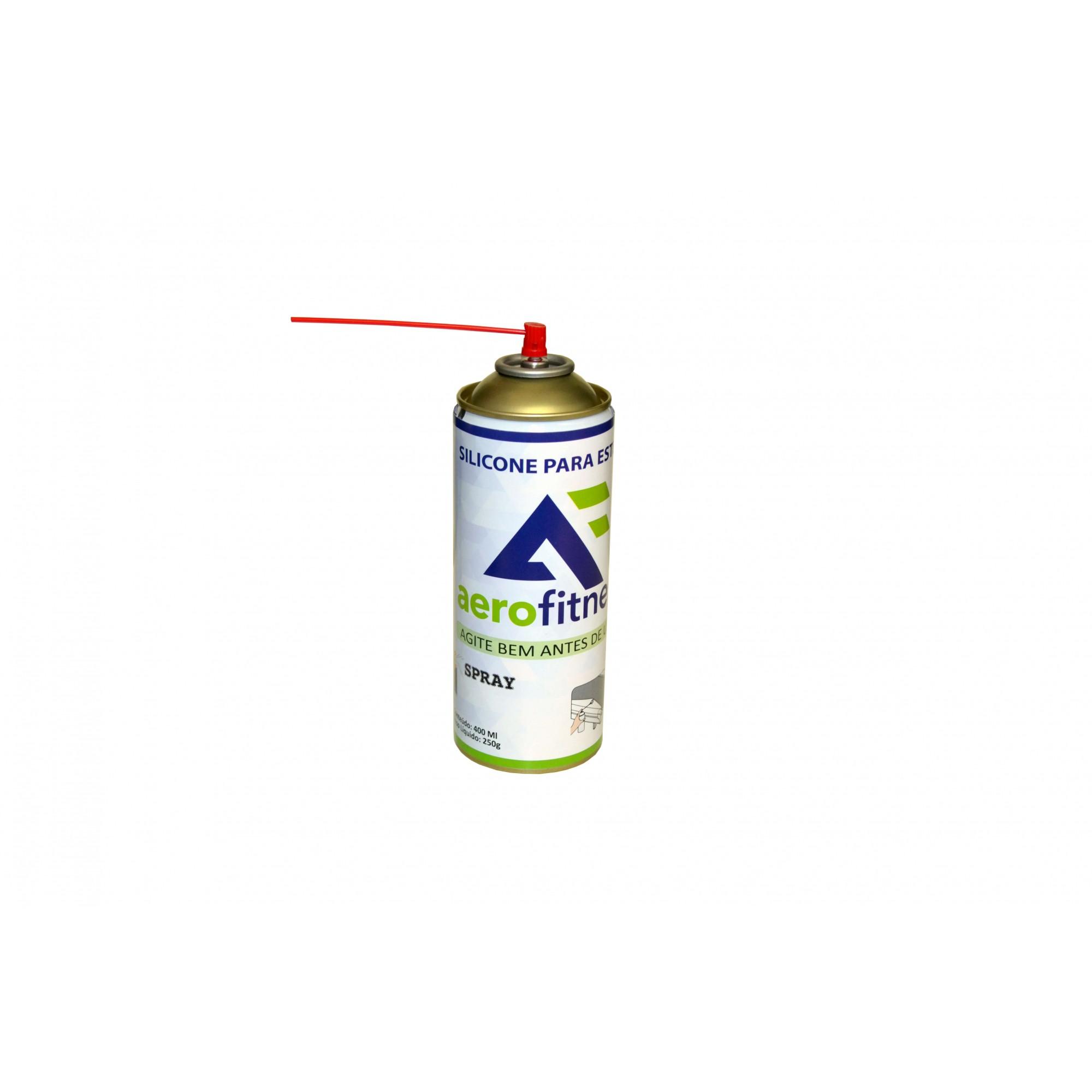 Silicone Lubrificante Spray Esteiras Athletic Caloi Act