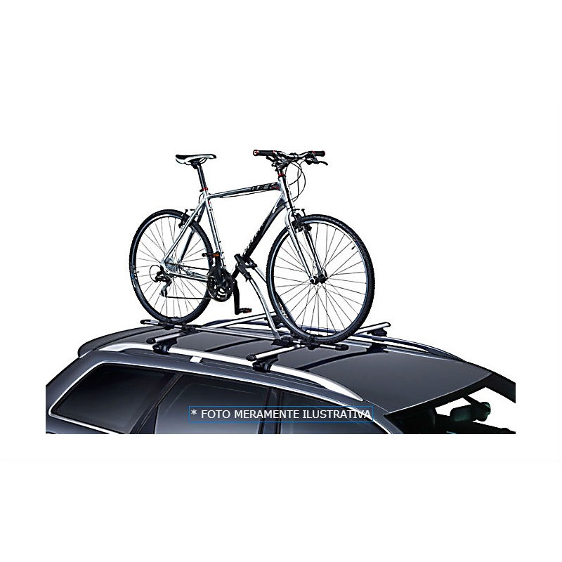 Trans-Bike Amarelo Aluminio C/ Trava