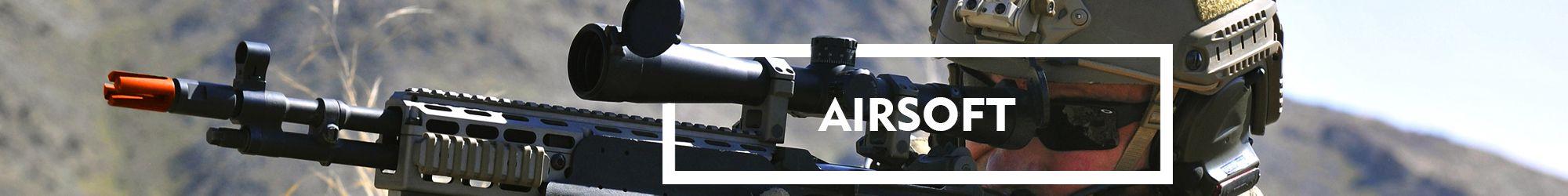 Tiro Esportivo - Airsoft e Carabinas de pressão