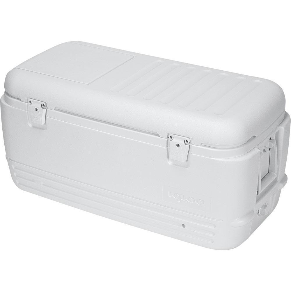 Caixa Térmica / Cooler Nautika Igloo Quick & Cool 100 QT Branco