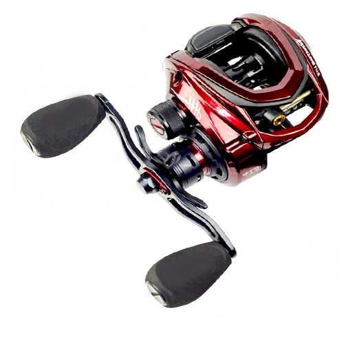 Carretilha Marine Sports Venator Lite - Vermelha