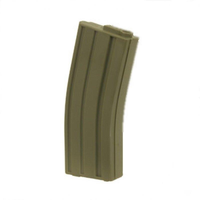 Magazine / Carregador King Arms M4 Midcap120 R Tan