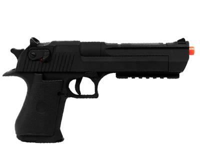 Pistola de Airsoft Cyma Desert Eagle CM121 Cabine Elet Cal 6MM