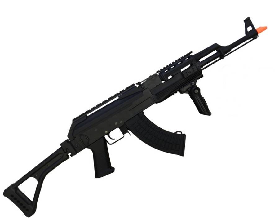 Rifle de Airsoft Cyma AK47 Tactical Ele. Full Metal Cal 6MM