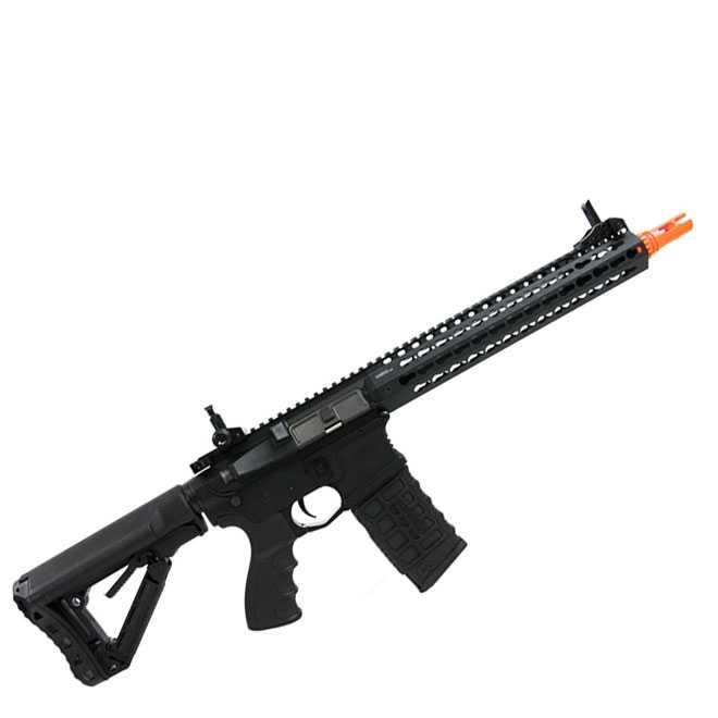 Rifle de Airsoft G&G M4 CM16 SRXL Elet. BB 6 MM