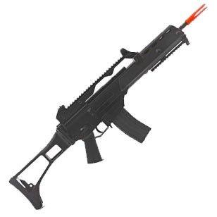Rifle de Airsoft Jing Gong G36k (G608-2) cal. 6mm + kit M4 Mag