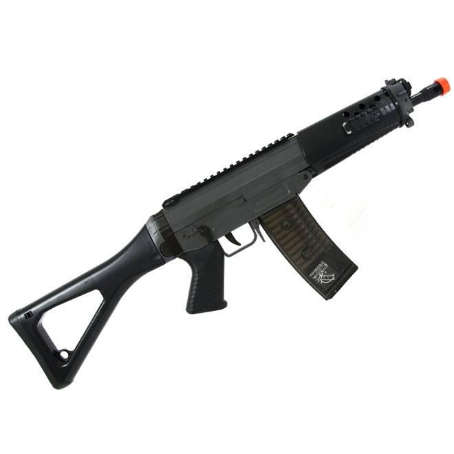 Rifle de Airsoft Spring Sig 552 Commando Plast BB 6MM