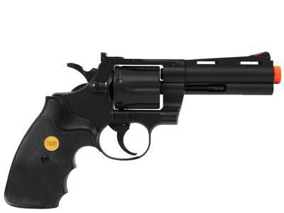 Revolver de Airsoft UHC Modelo Python UA-937B Cal 6M