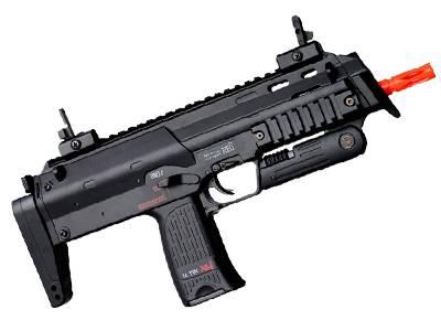 Rifle de Airsoft Hek MP7 A1 Elet Cal 6MM