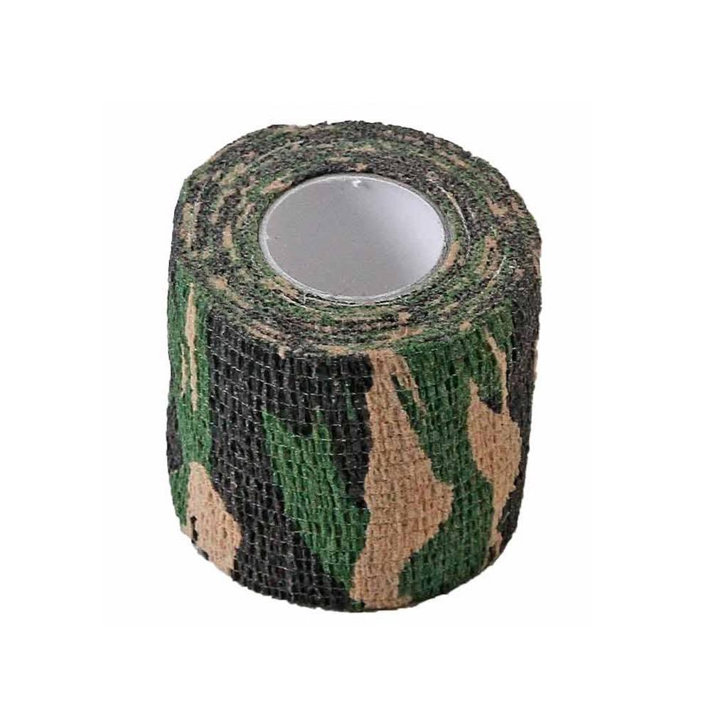 Camo Tape Fita para Camuflagem/ Proteção de Dedo FT01