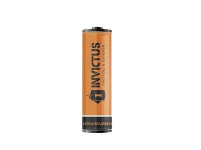 Bateria Recarregavel Invictus 14500