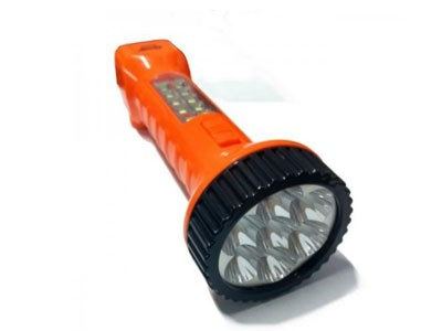 Lanterna Recarregavel 8+7LED ID9015