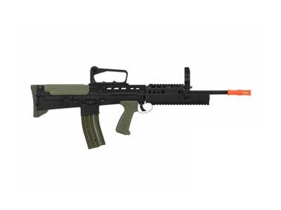 Rifle de Airsoft Army R85a2 Ris (l85a1) Ebb
