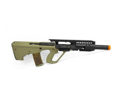 Rifle de Airsoft Evo Steyr Au-3g  Ris Cal. 6mm