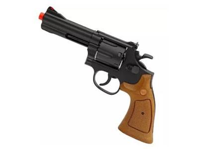 Revolver de Airsoft UHC Modelo Python Preto UA-933B cal 6mm