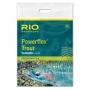 Leader RIO Powerflex Trout 12' (Nylon)