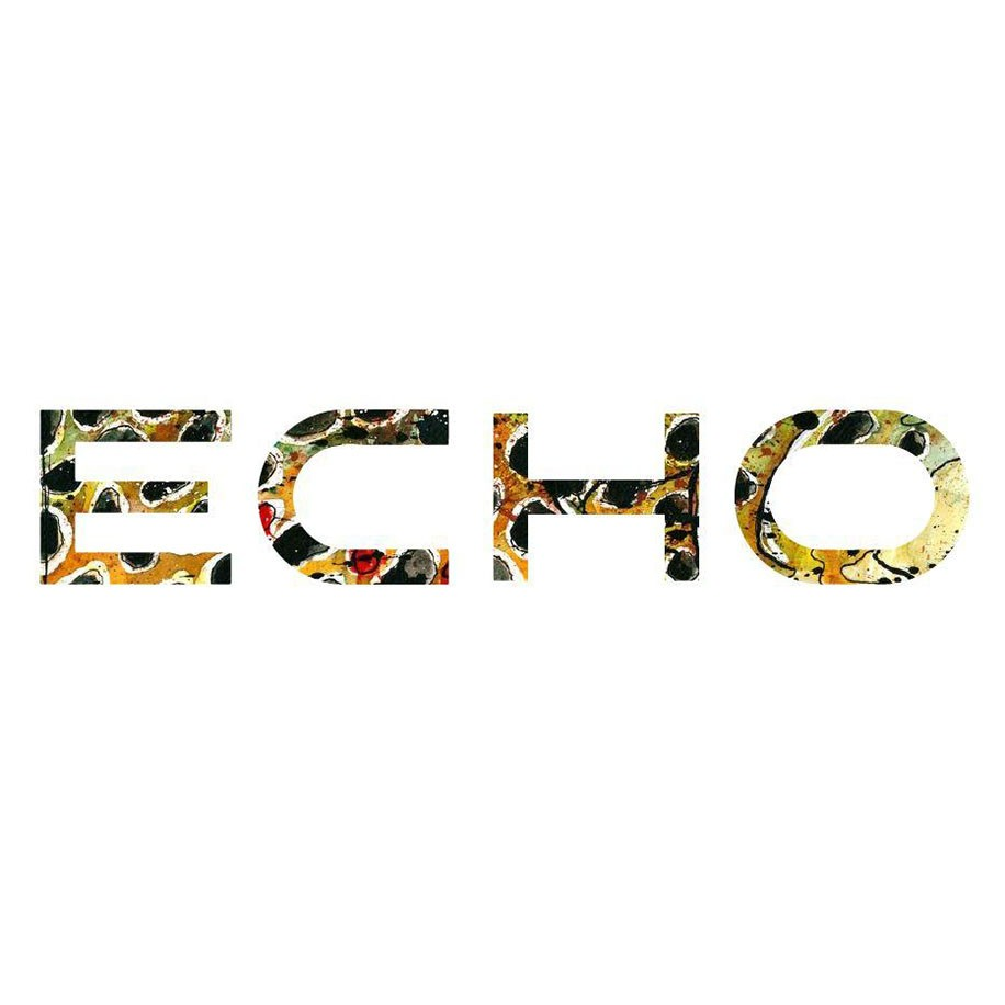 Adesivo ECHO Brown Trout Skin
