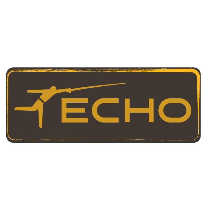 Adesivo ECHO Rectangle