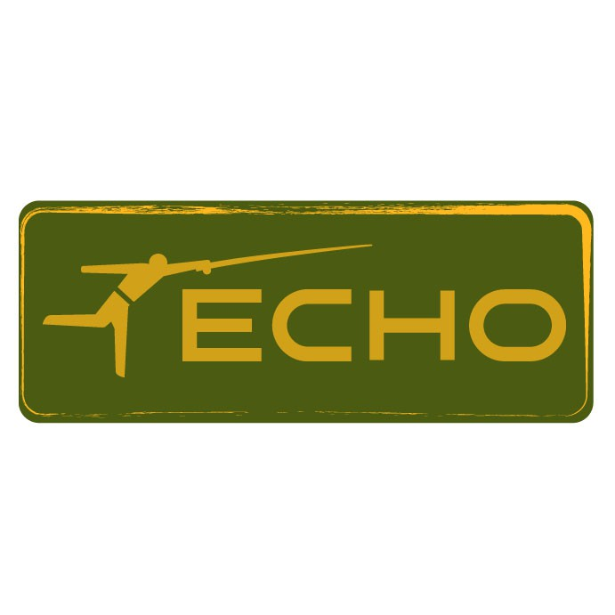 Adesivo ECHO Rectangle