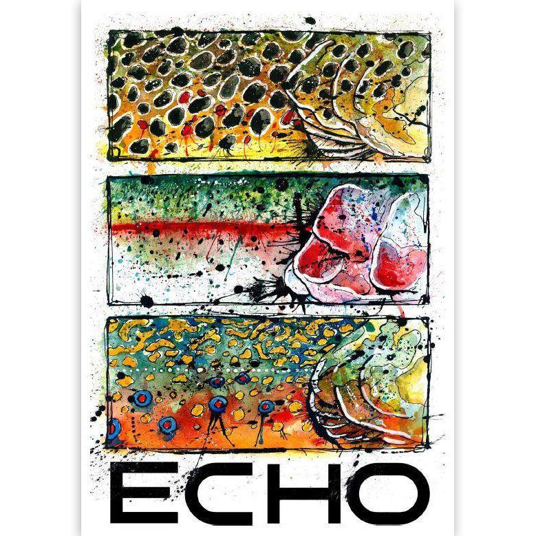 Adesivo ECHO Trout Three-Skin