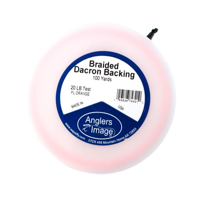 Backing Anglers Image Dacron 20 lb