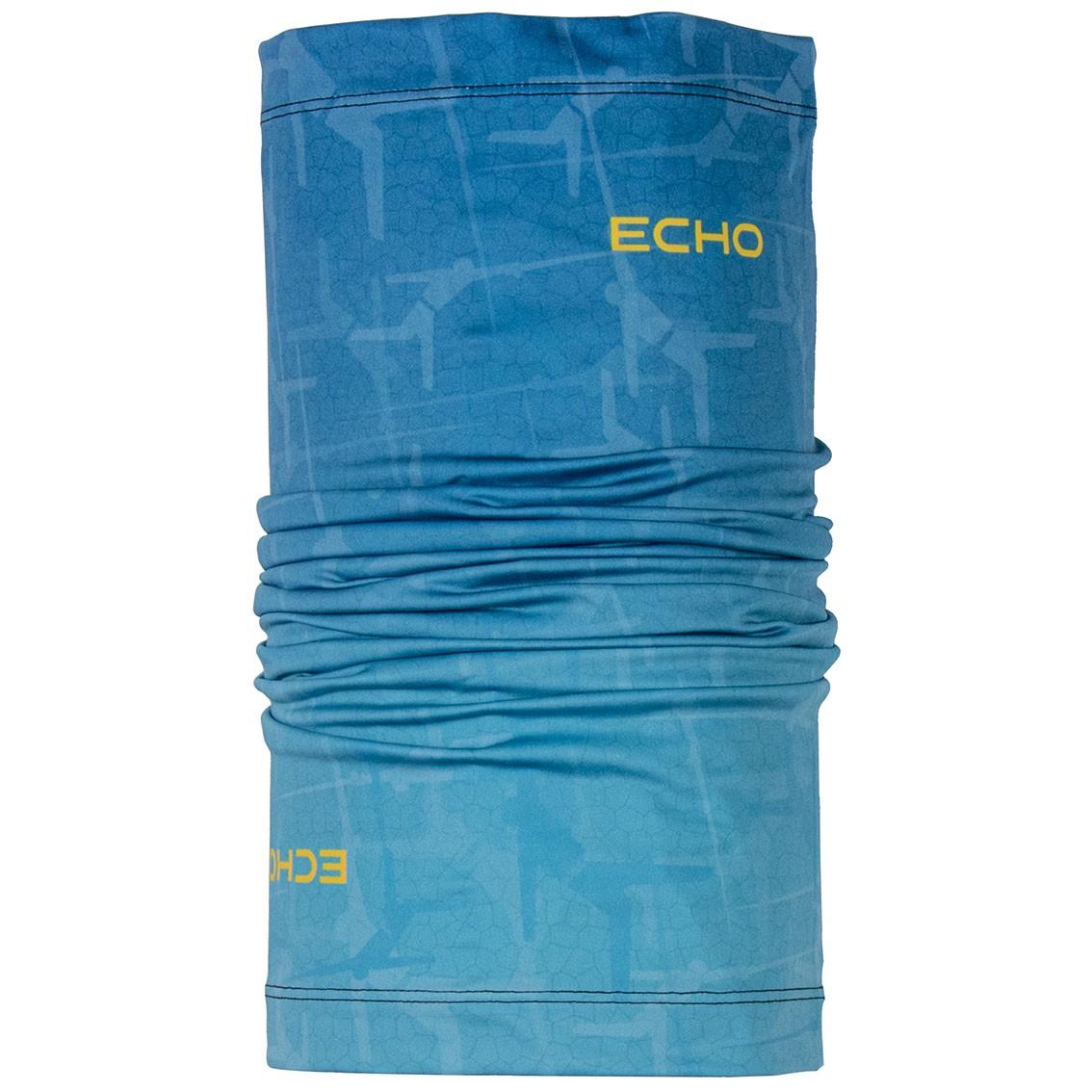Bandana ECHO Neckgaiter Blue