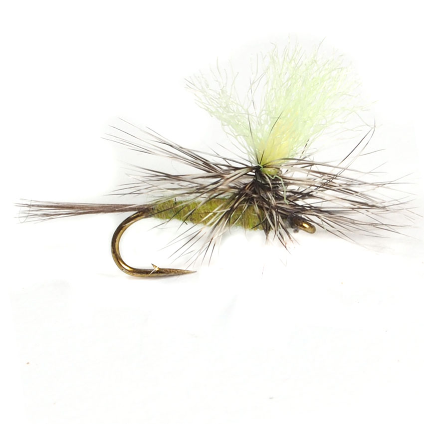 Blue Winged Olive Parachute (BWO)