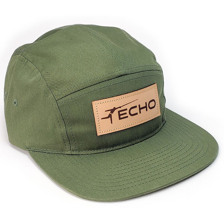 Boné ECHO Army Green
