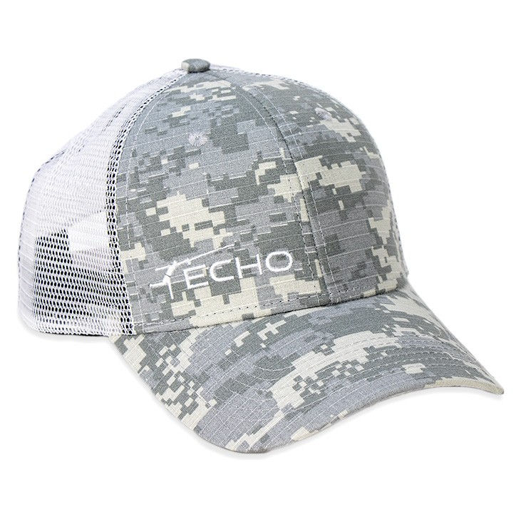 Boné ECHO Digital Sky Camo Trucker Hat
